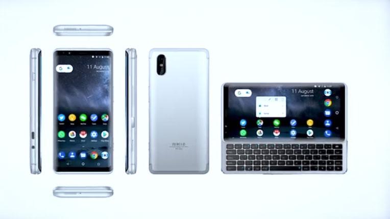 گوشی Pro1-X با همکاری XDA و سیستم عامل LineageOS برای توسعه دهندگان رسما معرفی شد