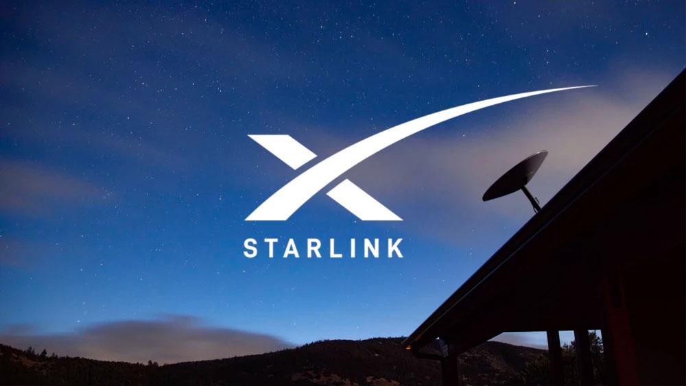 اینترنت ماهواره ای استارلینک SpaceX