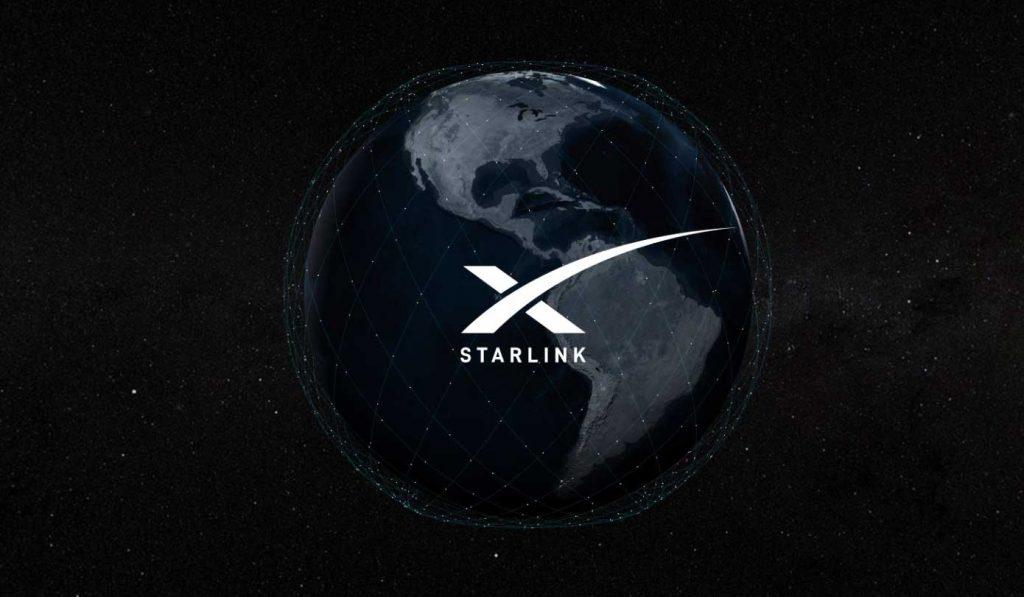 اینترنت ماهواره ای Starlink
