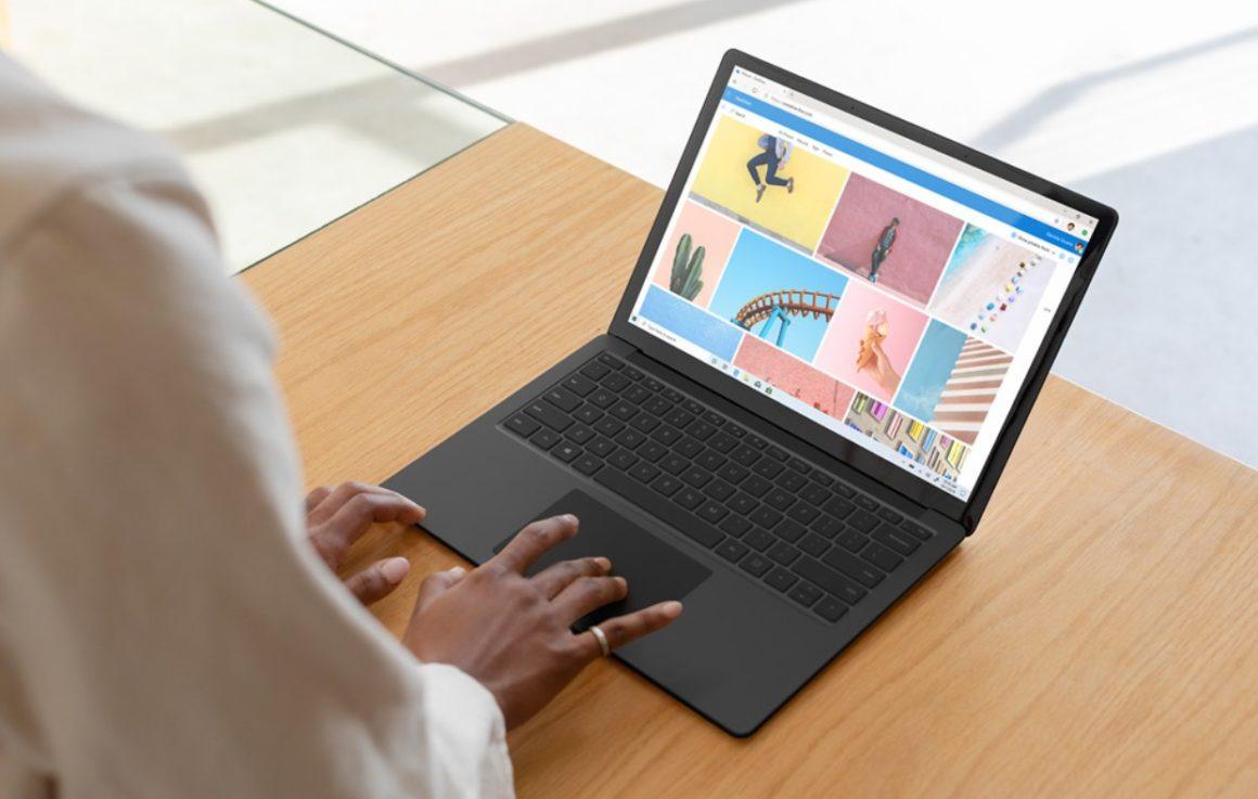 مایکروسافت Surface Laptop Go در دست توسعه است
