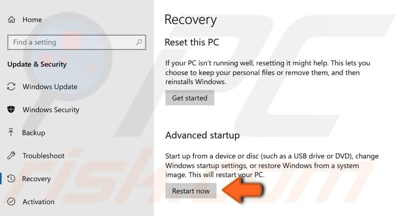 دلایل و رفع ارور Your PC ran into a problem and needs to restart