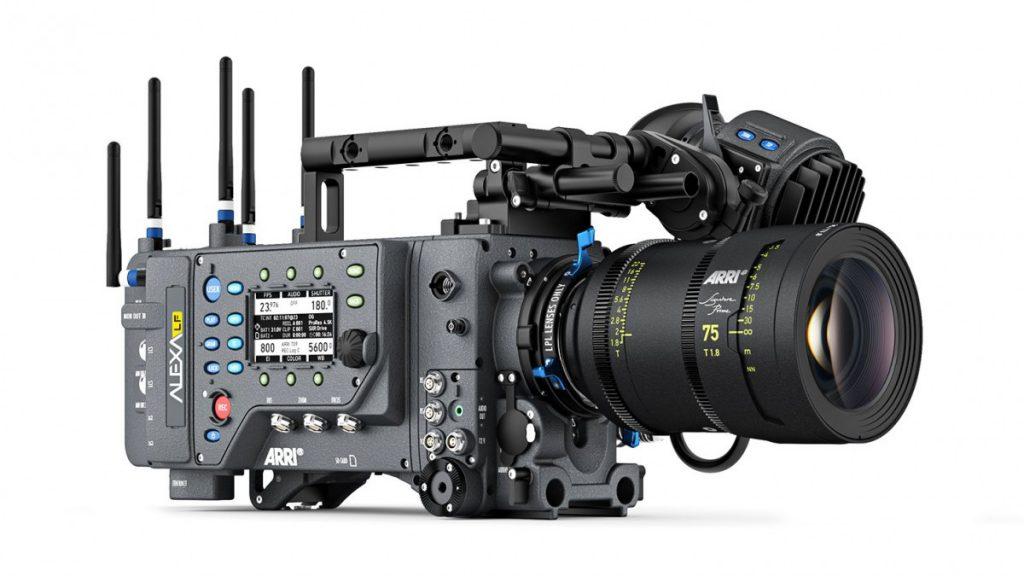 دوربین ARRI Alexa LF با ۱۴ گام برای دامنه پویا