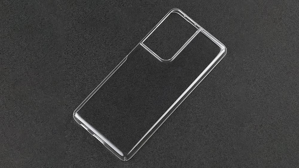 قاب شفاف Galaxy S21 Ultra طراحی دوربین را تایید کرد