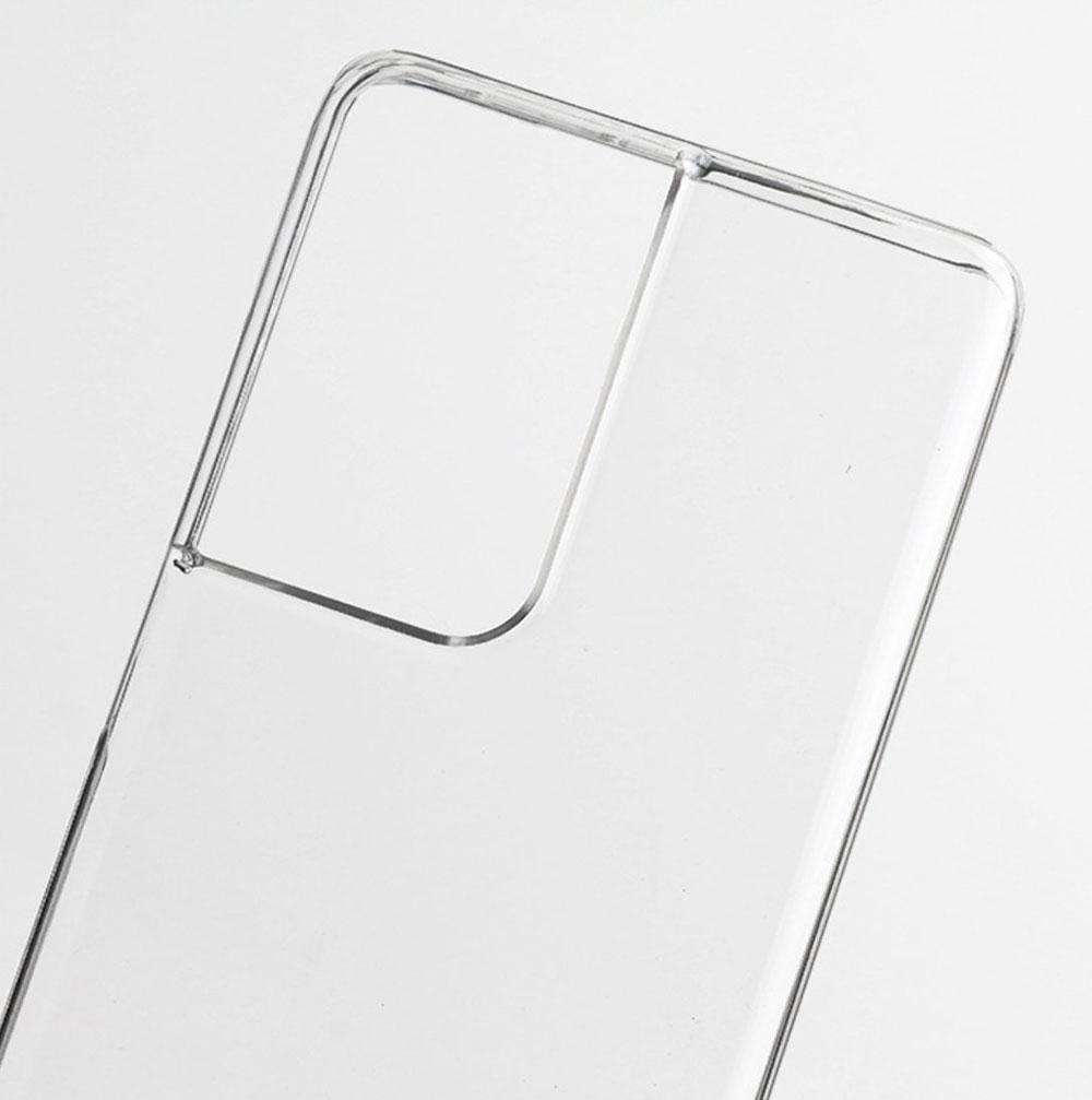 قاب شفاف Galaxy S21 Ultra