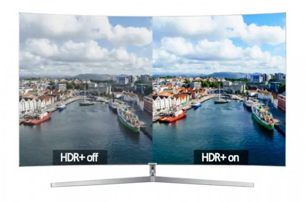 تفاوت با HDR و بدون آن