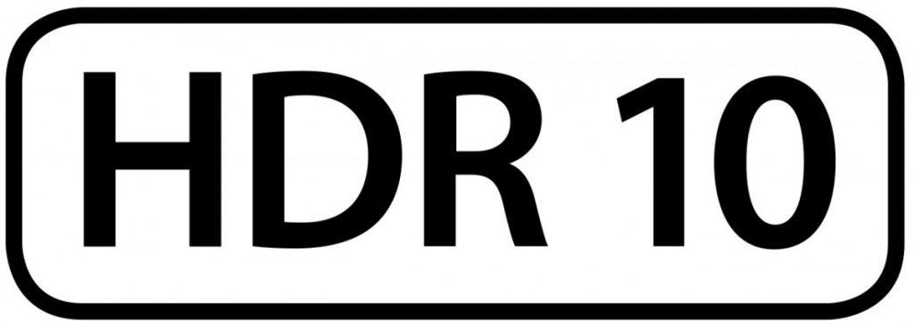 فرمت HDR 10