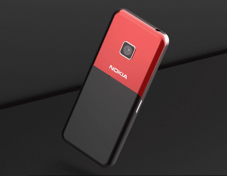 طرح مفهومی نوکیا ۶۳۰۰ مدل 4G را ببینید