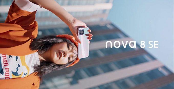 Nova 8 SE