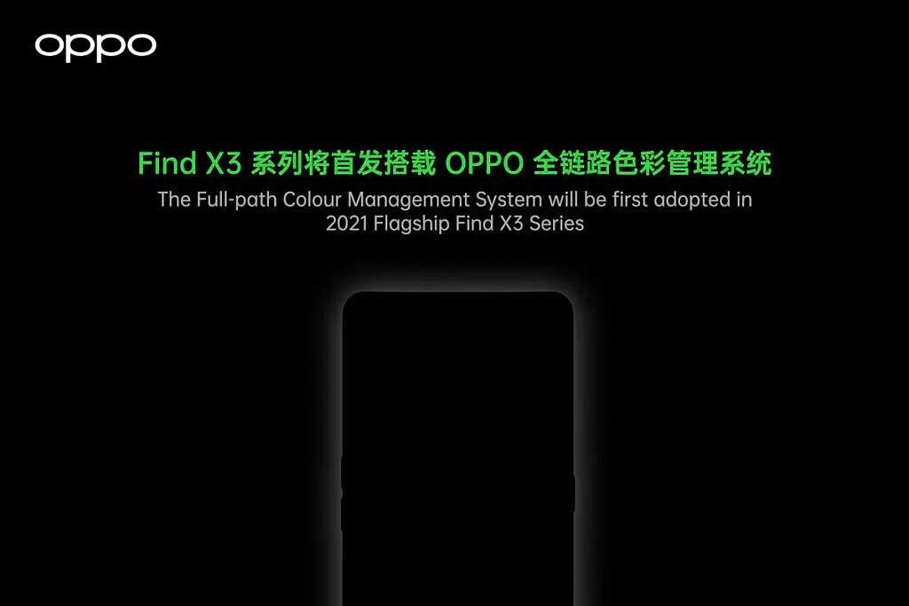 گوشی OPPO Find X3