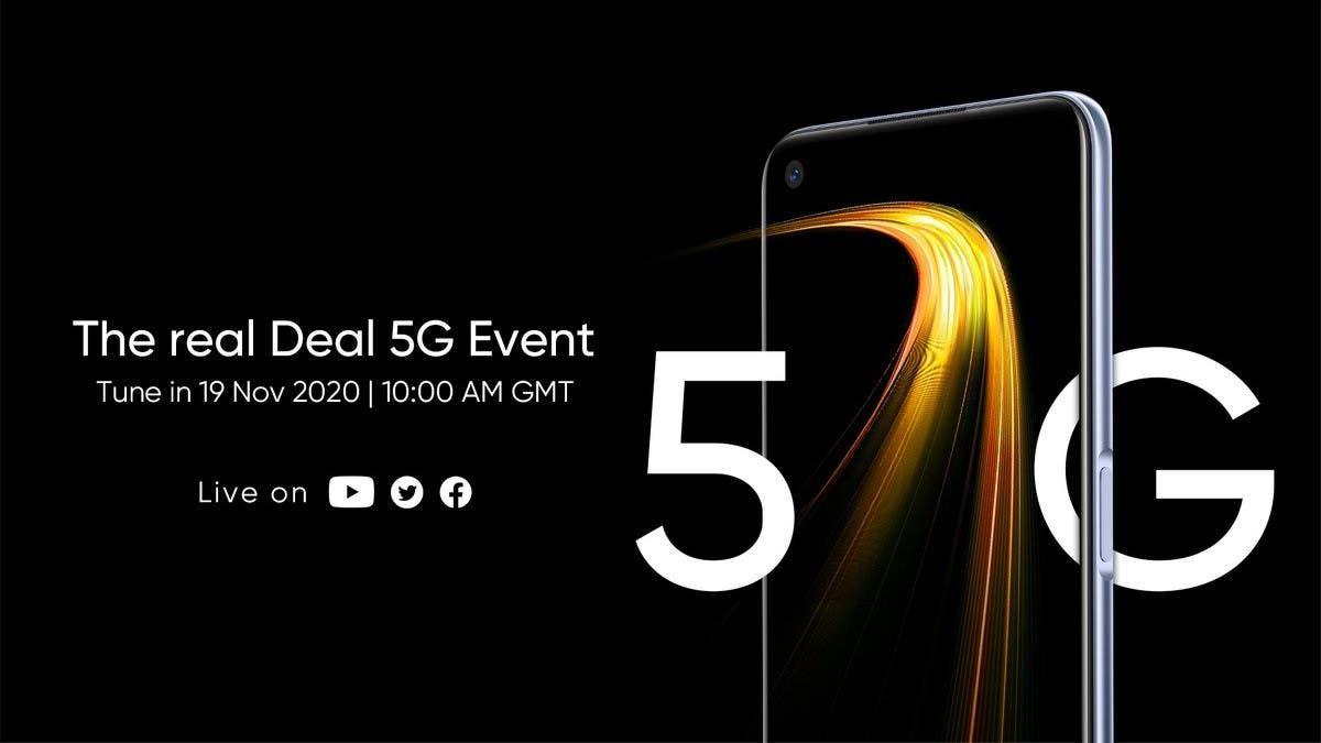تاریخ معرفی Realme 7 5G