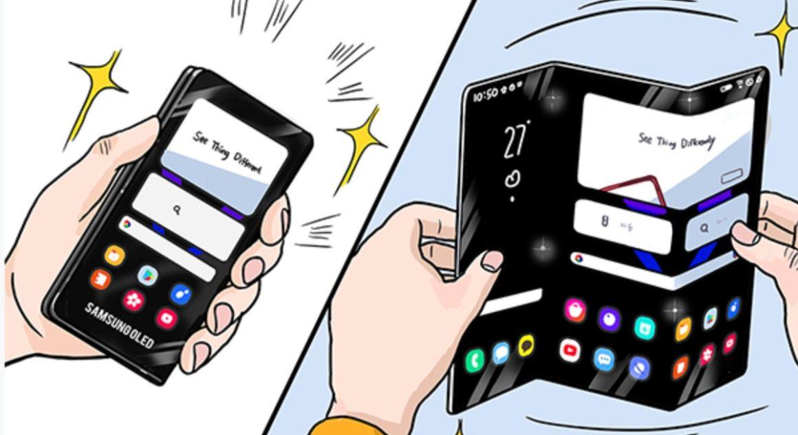 ایده های سامسونگ برای آینده موبایل های خاص چطور است؟