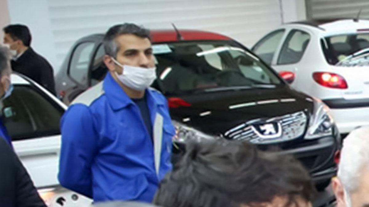 پژو 207 دو رنگ : ایران خودرویی که پا جای پای سایپا می گذارد