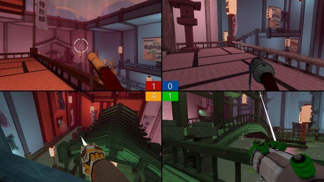 15 تا از بهترین بازی های چند نفره (Split-Screen) برای PC
