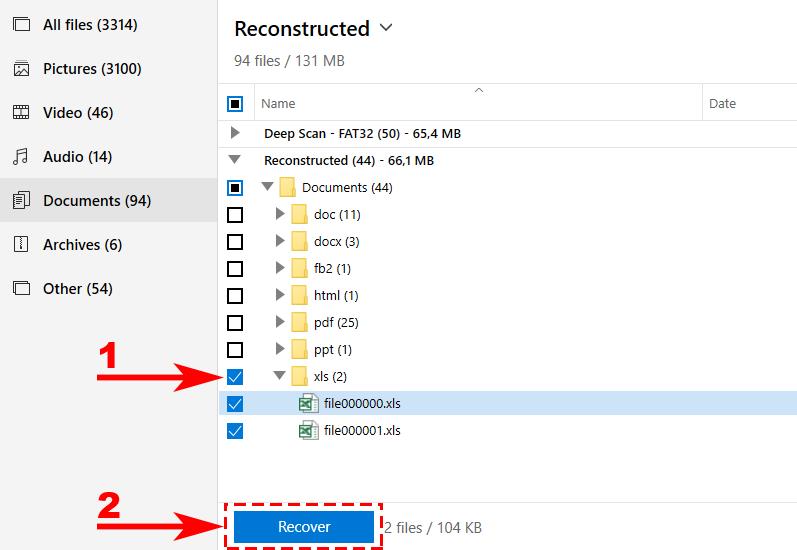 آموزش بازگردانی و ریکاوری فایل های حذف شده در ویندوز