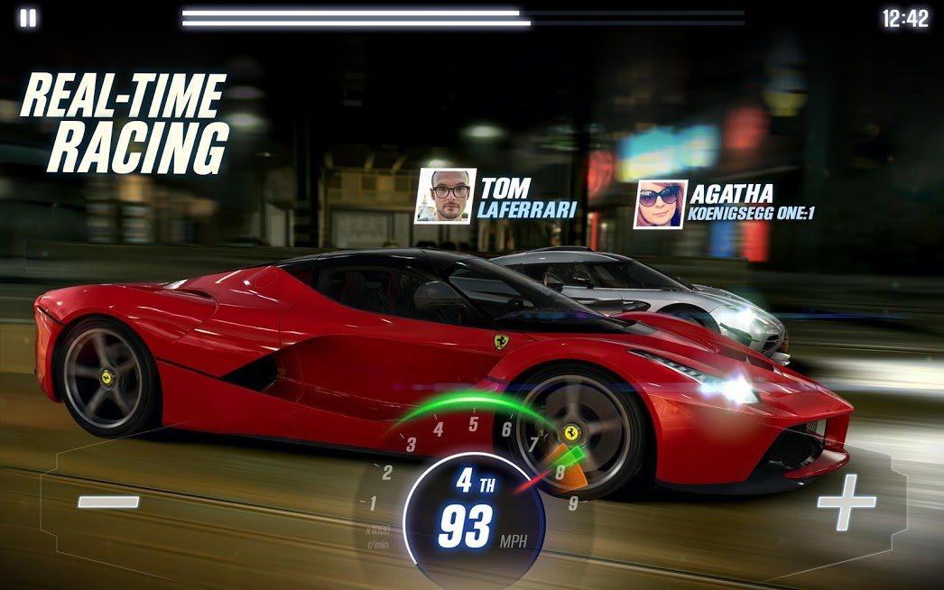 بهترین بازی های ماشینی و مسابقه ای