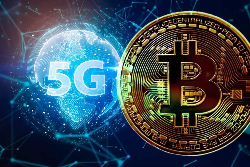 تاثیر شبکه 5G روی رمزارزها
