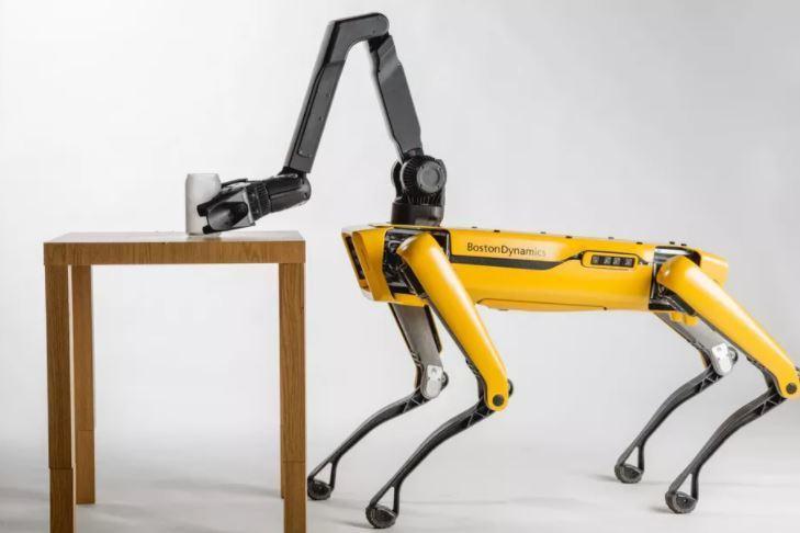خرید اکثر سهم Boston Dynamics توسط هیوندای به مبلغ ۱.۱ میلیارد دلار