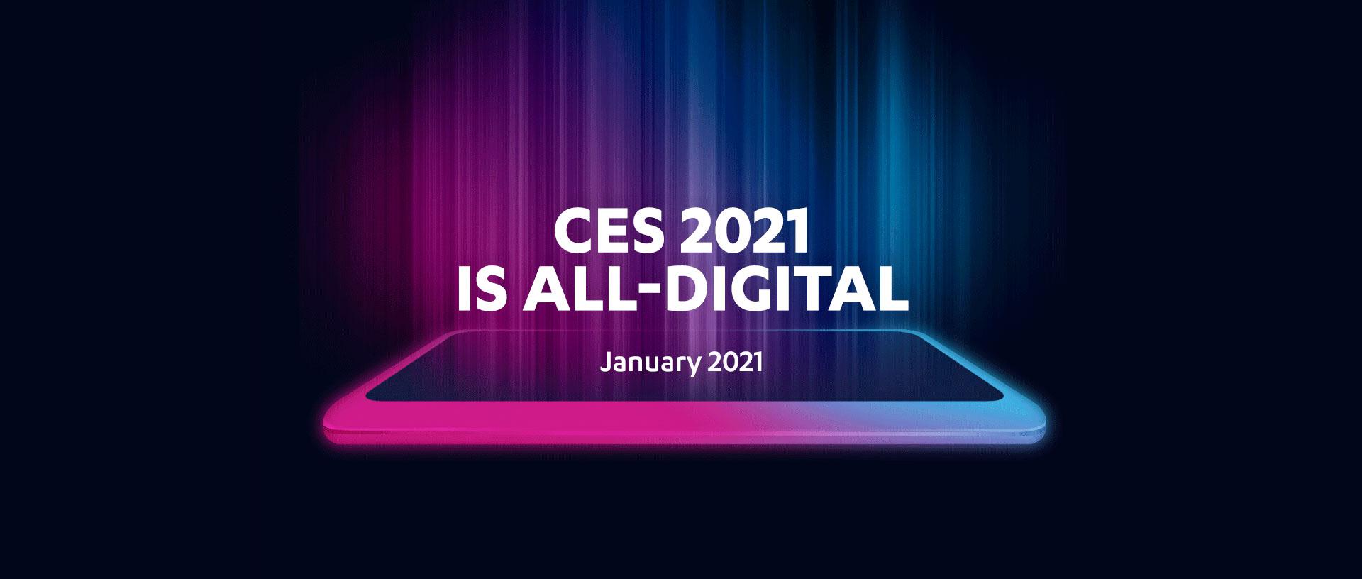 تاریخ نمایشگاه CES 2021
