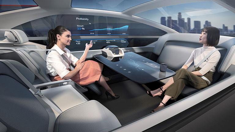 هوآوی از نمایشگر مخصوص خود برای خودرو رونمایی کرد