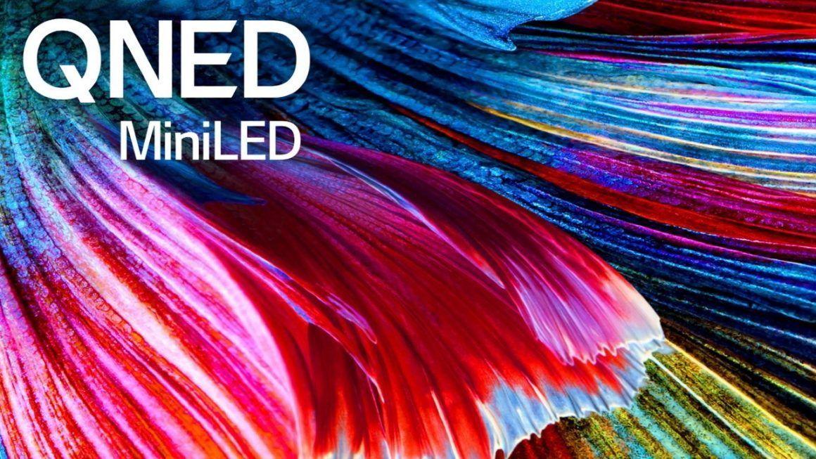 تلویزیون ال جی QNED Mini LED با ۳۰ هزار LED کوچک در پس زمینه رسما معرفی می شود