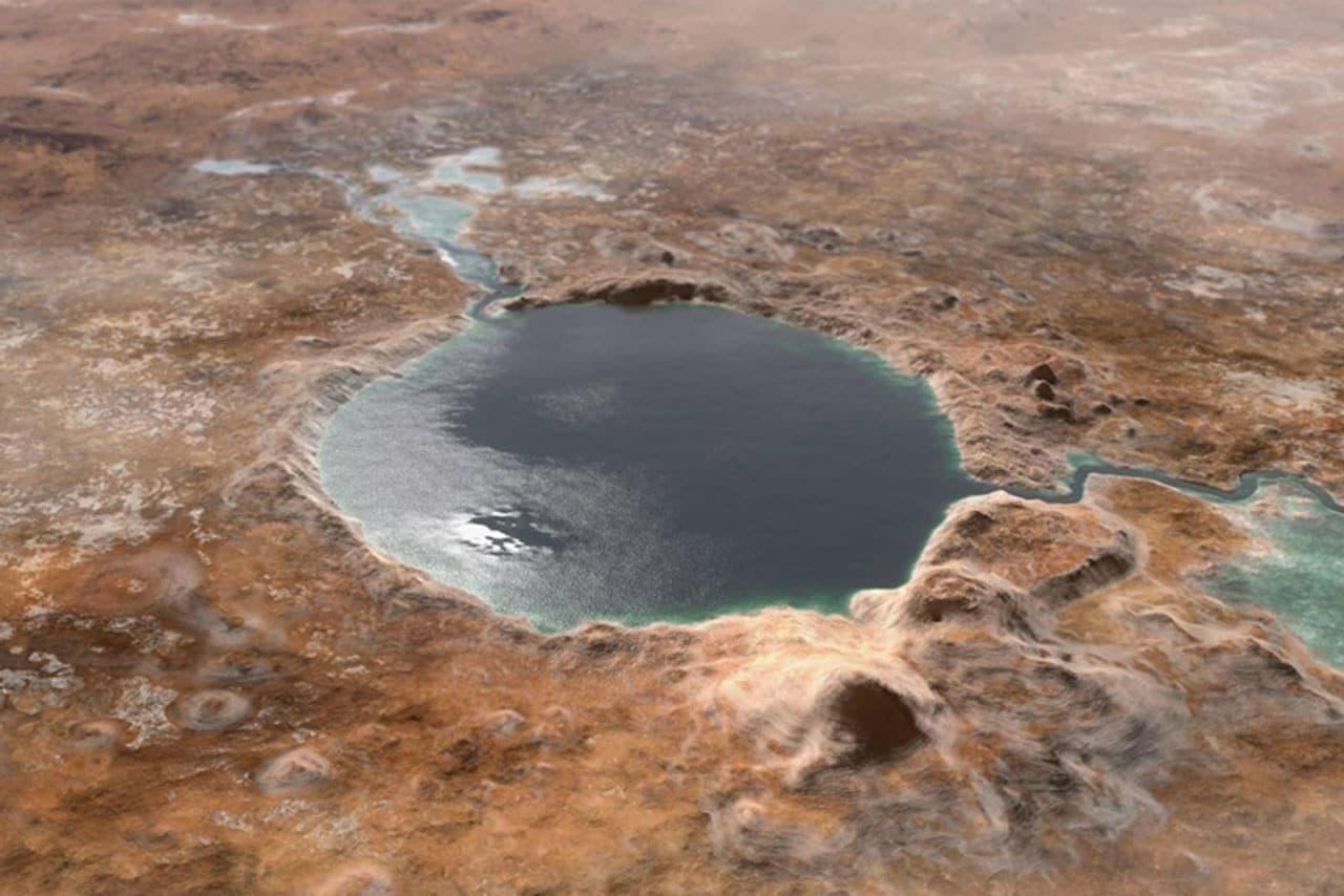 تولید اکسیژن و هیدروژن در مریخ و افق های روشن
