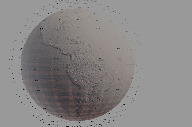 اینترنت ماهواره ای OneWeb