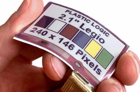 نمایشگر E ink رنگی
