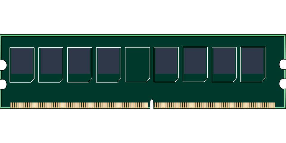 حداکثر ظرفیت حافظه رم کامپیوتر