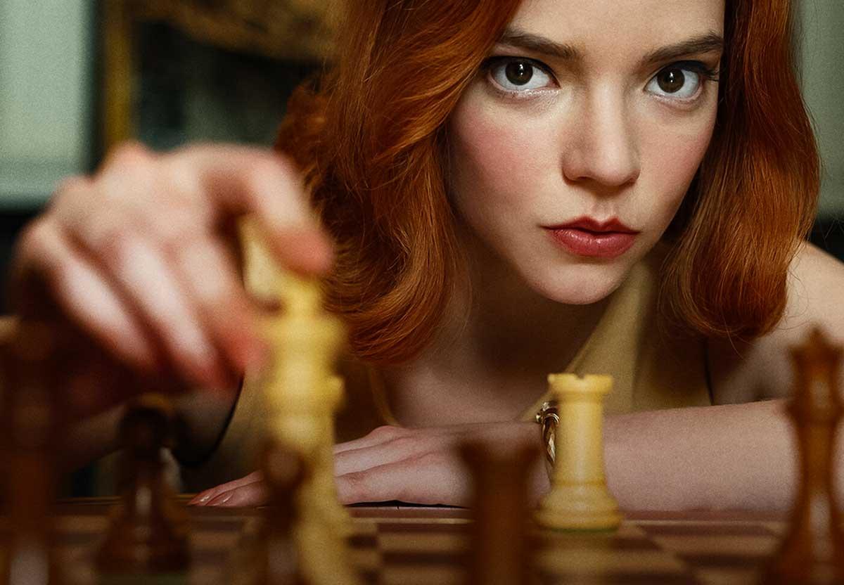 مینی سریال The Queen's Gambit
