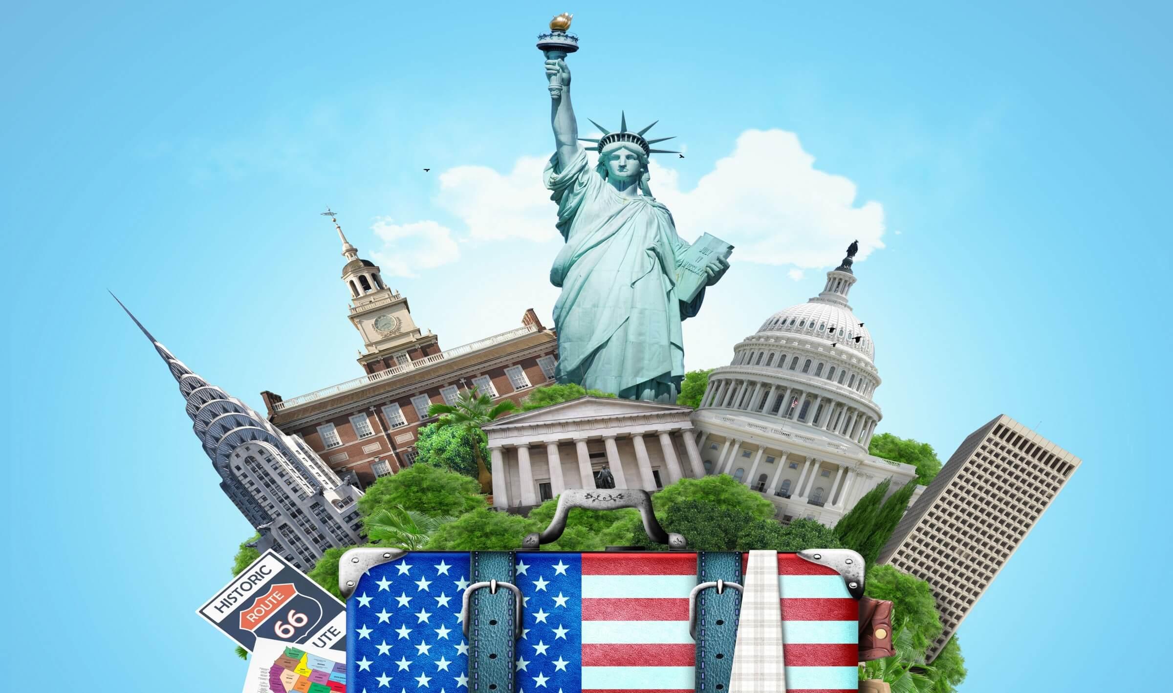 بهترین شهرهای آمریکا