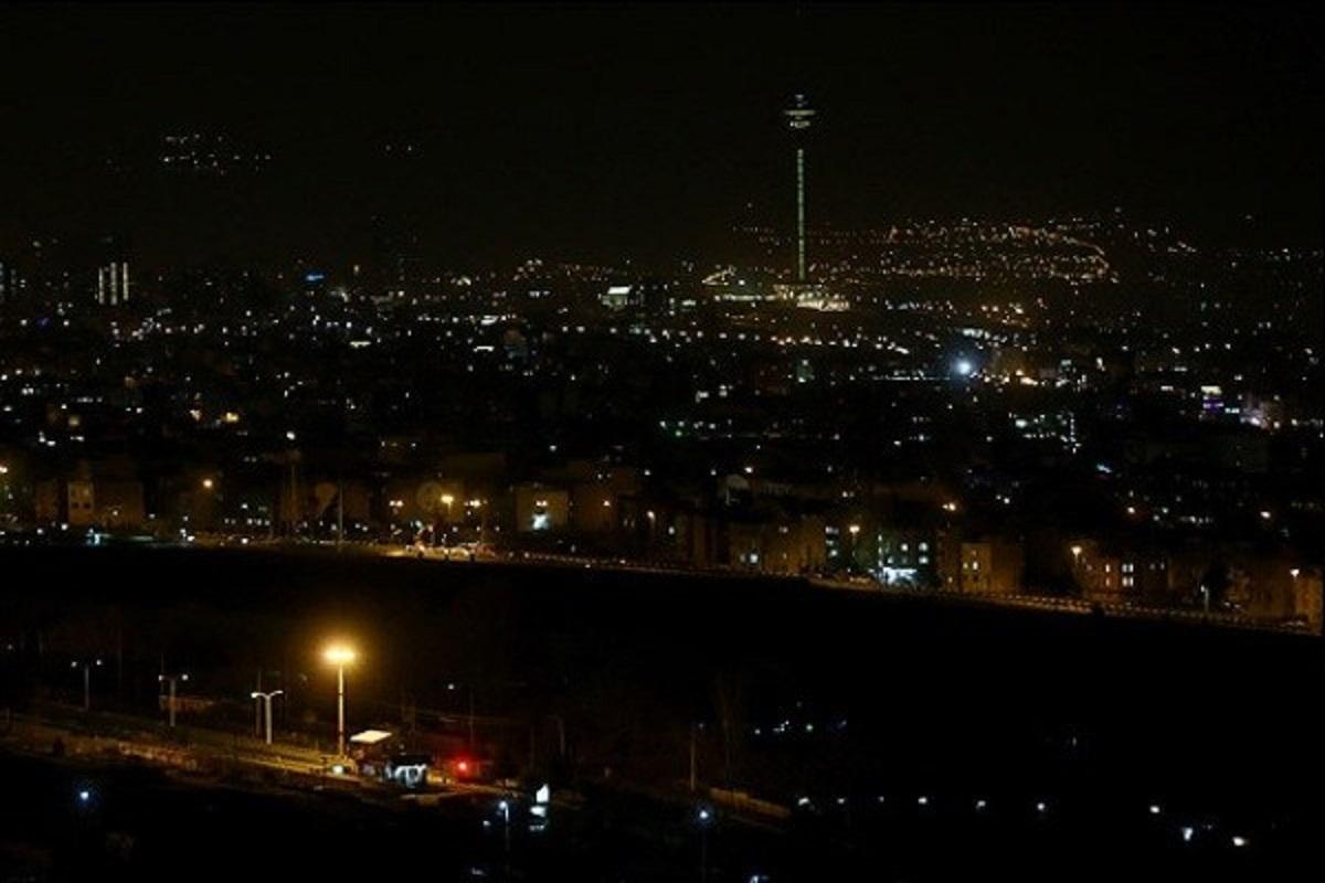 قطعی برق تهران