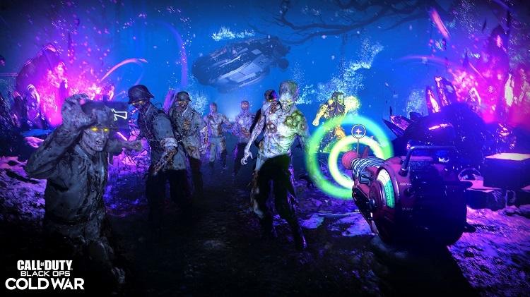 Black Ops Cold War Zombies این هفته در Playstation، Xbox و PC رایگان است