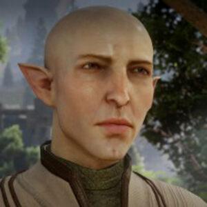 شخصیت Solas در بازی Dragon Age