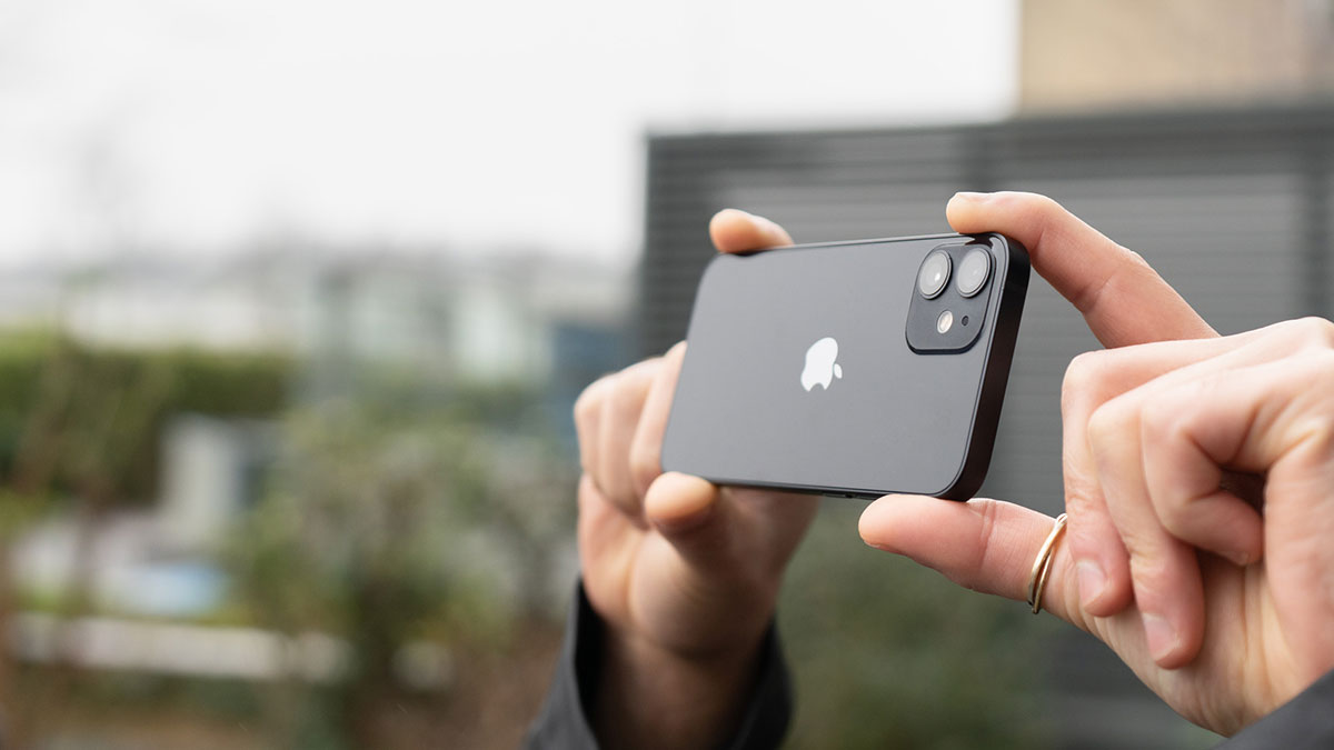 امتیاز DxO دوربین اصلی آیفون ۱۲ مینی