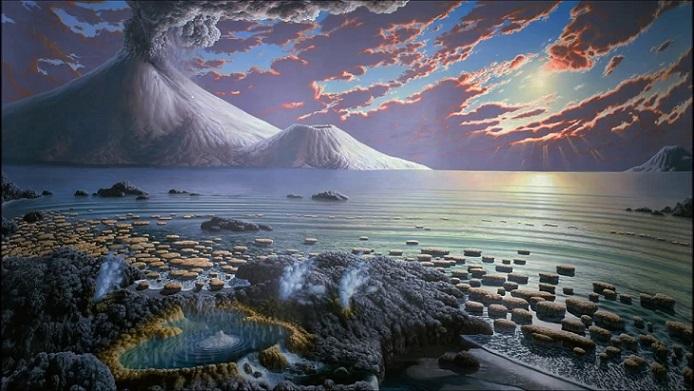 حیات آغازین
