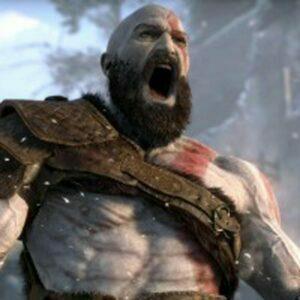 شخصیت محبوب Kratos در بازی God Of War