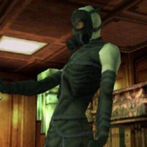 Psycho Mantis در بازی Metal Gear Solid
