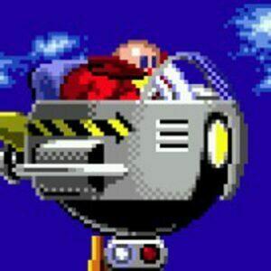 Dr. Robotnik در سری بازی های Sonic