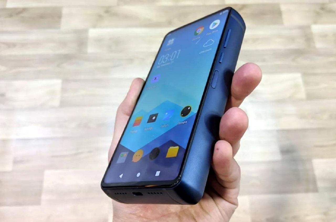 این گوشی 50 روز بدون نیاز به شارژ کار می کند!