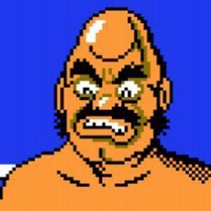 Bald bull در سری بازی های Punch-Out