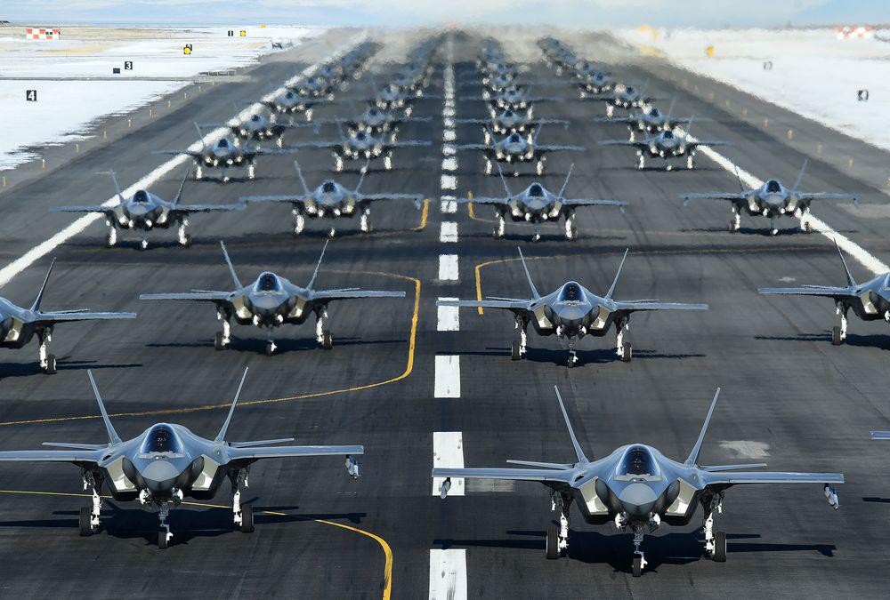 جنگنده F-35 امارات