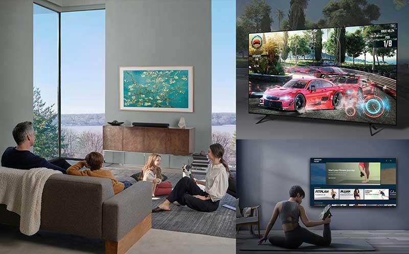 سیستم عامل تایزن چگونه تجربه تلویزیونهای هوشمند را توسعه میدهد