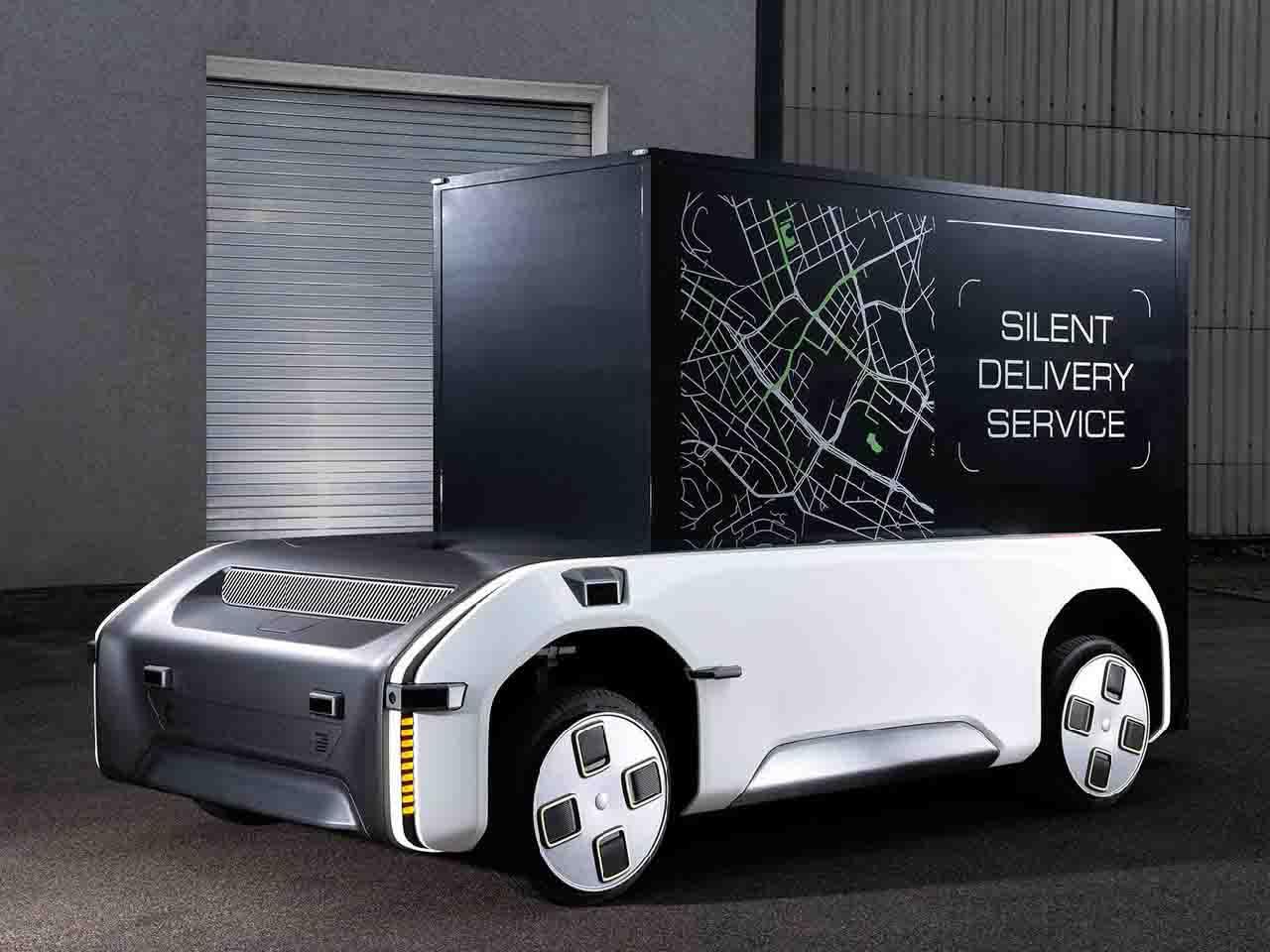 خودروی الکتریکی مدولار