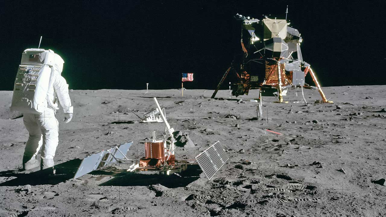 پایگاه آرامش محل فرود اپولو۱۱