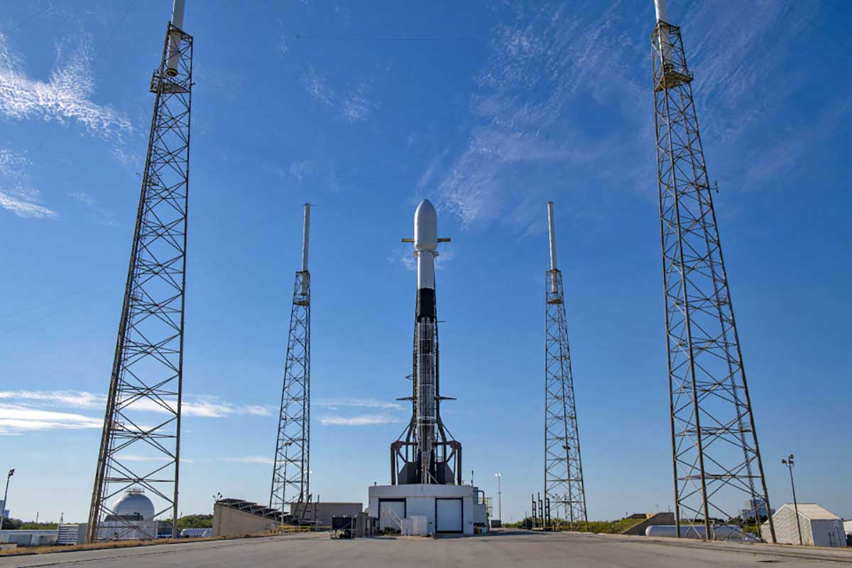 رکورد پرتاب ماهواره با اولین ماموریت Rideshare شرکت SpaceX شکسته خواهد شد
