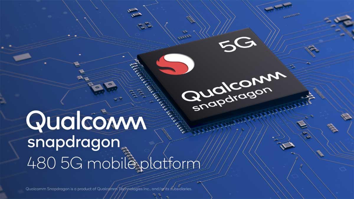 اسنپدراگون ۴۸۰ به عنوان ارزان ترین تراشه 5G کوالکام رسما معرفی شد