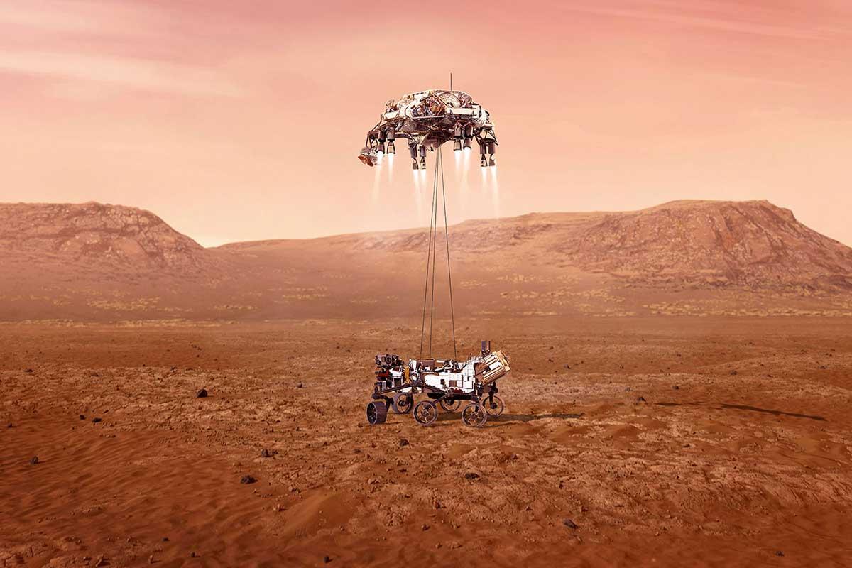 ماموریت های فضایی که در سال ۲۰۲۱ در پیش داریم