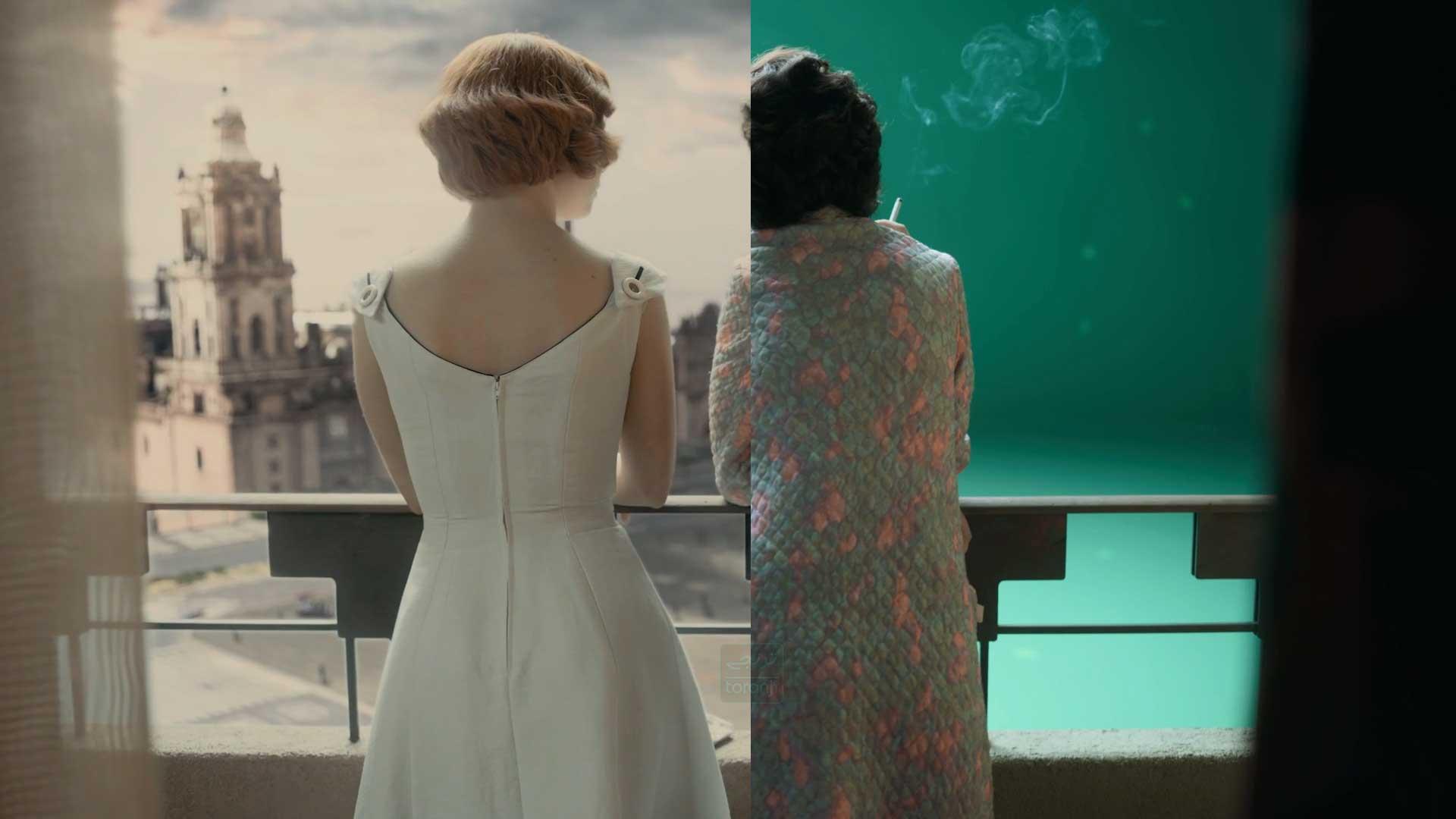 جلوه های ویژه سریال The Queen's Gambit را تماشا کنید: ملکه شطرنج، پادشاه CGI