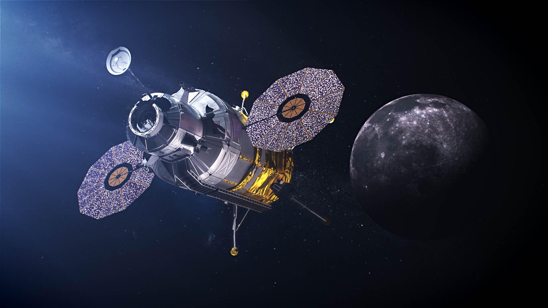 سیستم فرود انسان بر روی ماه در ماموریت آرتمیس ناسا چگونه است؟