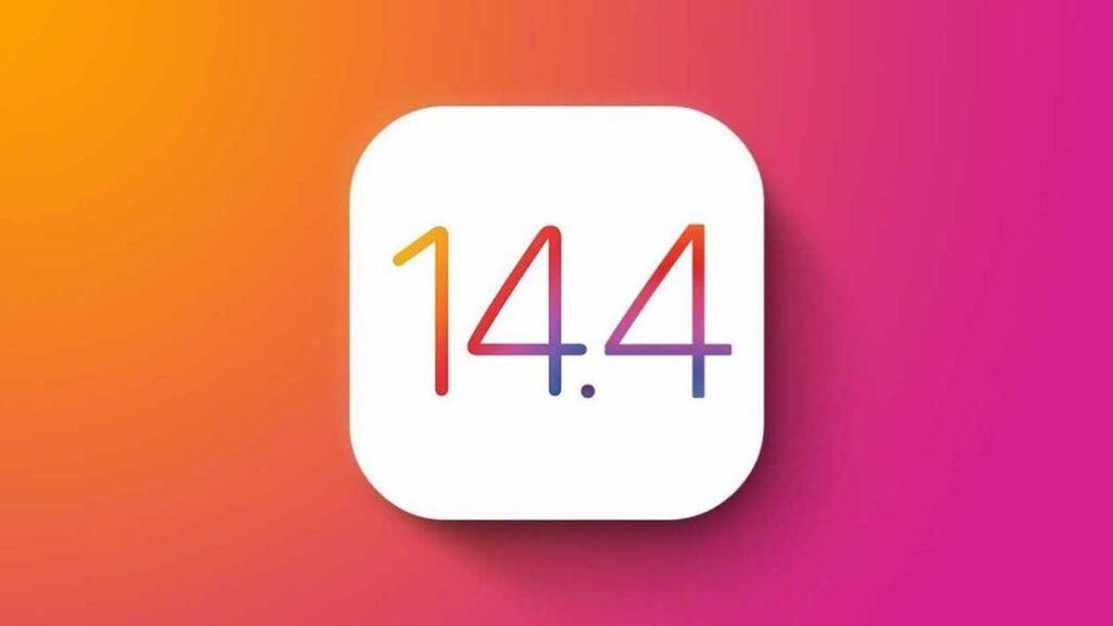 آپدیت iOS 14.4